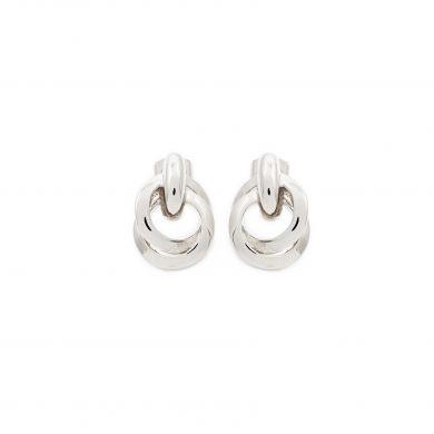 Ohrstecker Silber 925 Knoten Ohrringe Madeleine Issing