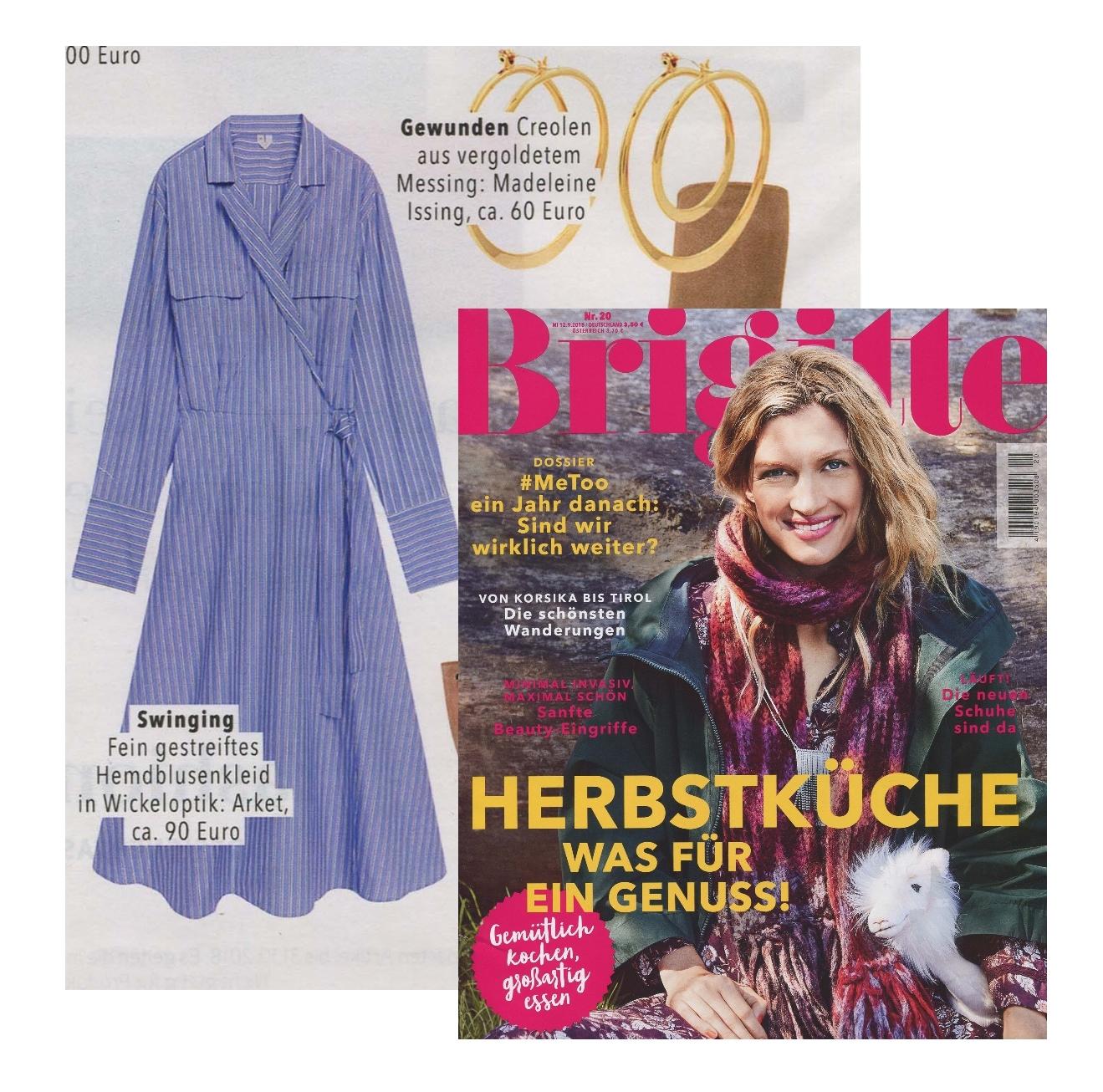 Brigitte September 2018 Madeleine Issing