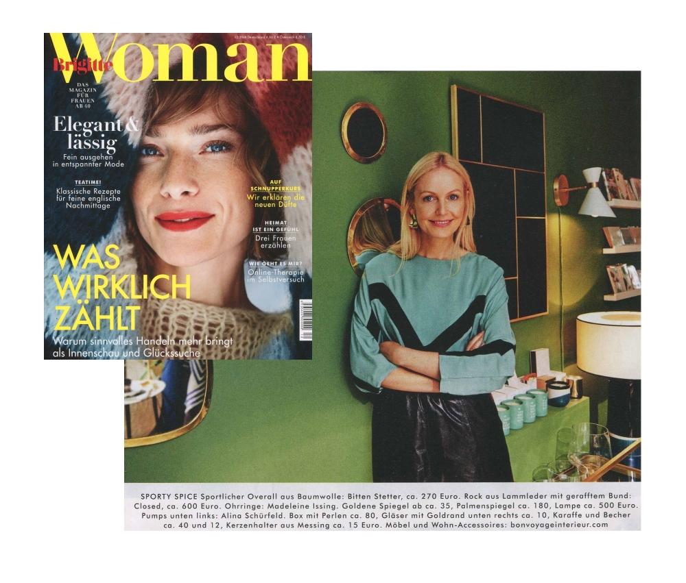 Brigitte Woman Dezmember 2018 Madeleine Issing