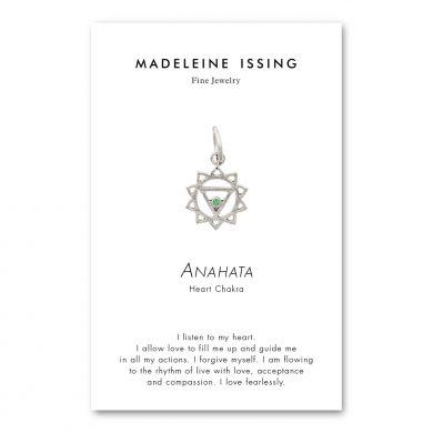 Anhänger Chakra Symbol Herzchakra Silber Madeleine Issing