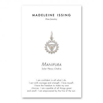 Chakra Symbol Anhänger Solarplexus Madeleine Issing