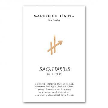 Tierkreiszeichen Schütze Anhänger Gold Madeleine Issing