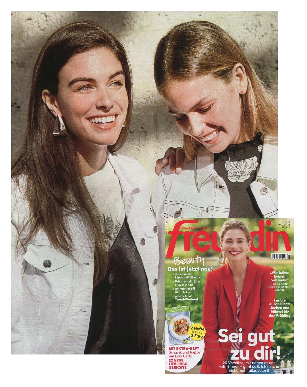 Freunding Magazine Februar 2019 Madeleine Issing
