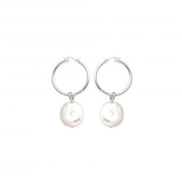 Süßwasserperlen Ohrringe Silber Madeleine Issing
