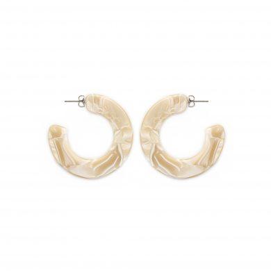 extravagante Ohrringe aus Acetat Madeleine Issing