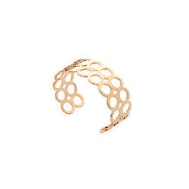 moderne goldene Armspange Madeleine Issing