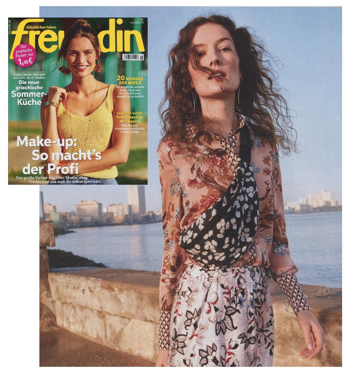 FREUNDIN_MAGAZIN_JULI-2019 Madeleine Issing