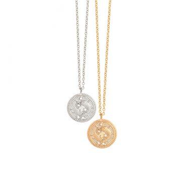 Fische Kette Gold Silber Sternzeichenkette Madeleine Issing