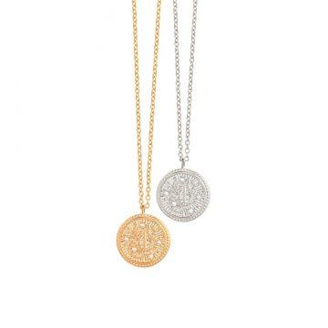 Skorpion Kette Gold Silber Sternzeichenkette Madeleine Issing