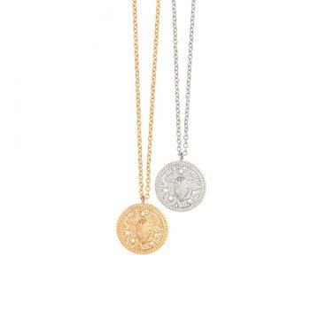 Stier Kette Gold Silber Sternzeichenkette Madeleine Issing