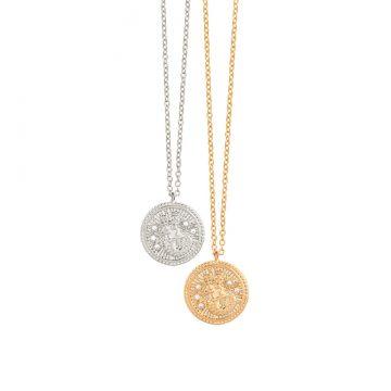 Wassermann Kette Gold Silber Sternzeichenkette Madeleine Issing