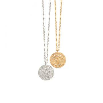 Widder Kette Gold Silber Sternzeichenkette Madeleine Issing