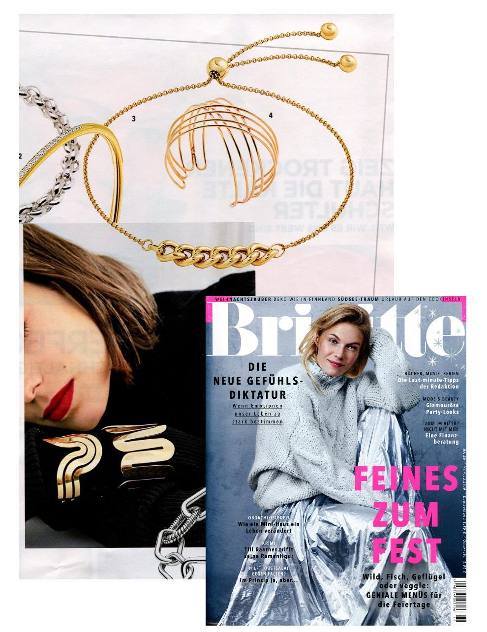 Brigitte Magazine Dezember 2019 Madeleine Issing
