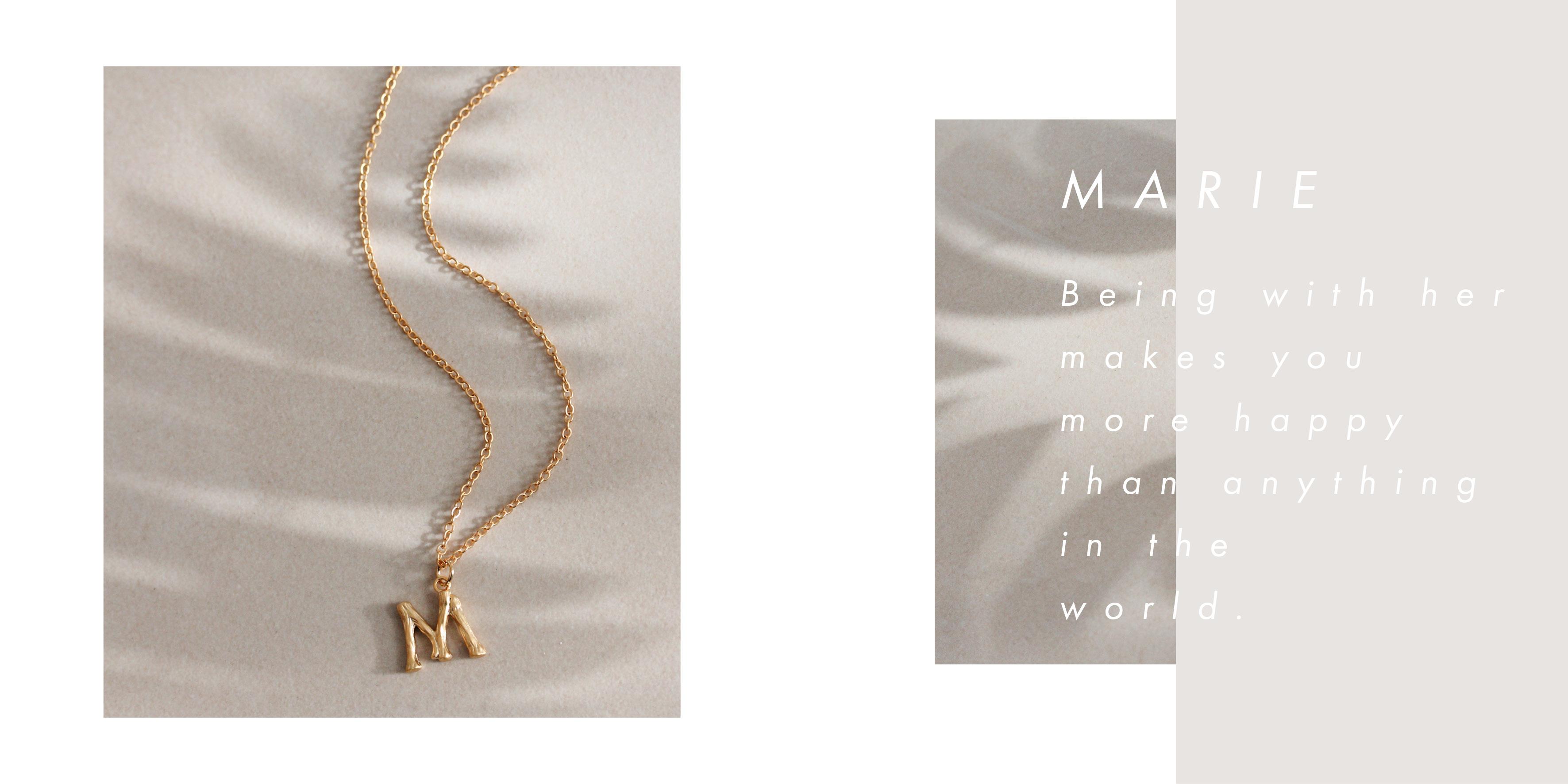 personalisierter Schmuck in einem modernen Design Madeleine Issing