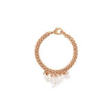 Bergkristall Armband Gold vergoldet Madeleine Issing